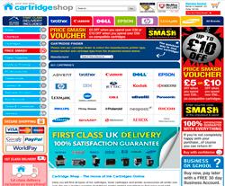 Cartridge Shop Discount Codes