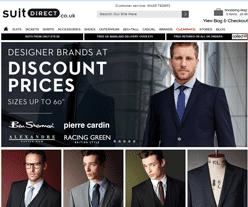 Suit Direct Discount Codes