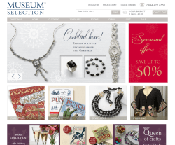 Museum Selection Discount Codes