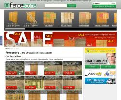 Fencestore Discount Codes