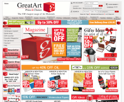 Greatart Voucher Codes