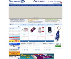 National Pen Voucher Codes