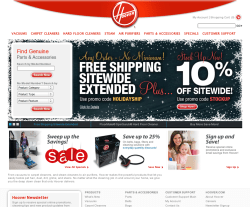 Hoover Discount Codes