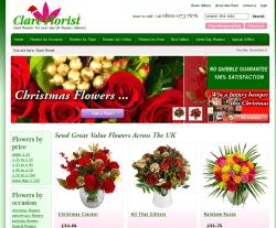 Clare Florist Discount Codes