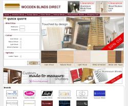 Wooden Blinds Direct Voucher Codes