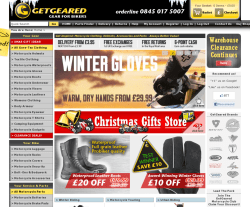 Get Geared Discount Codes
