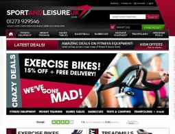 Sport And Leisure Uk Discount Codes