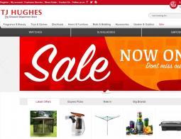 Tj Hughes Discount Codes
