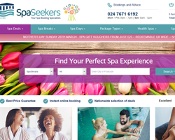 Spa Seekers Discount Codes
