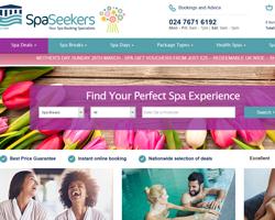 Spa Seekers Discount Codes