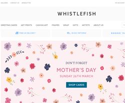 Whistlefish Discount Codes