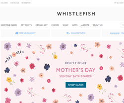 Whistlefish Discount Codes