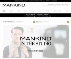 Mankind Discount Codes