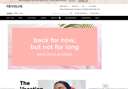 Revolve Clothing Discount Codes