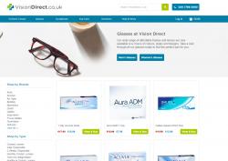 Visiondirect Promo Codes