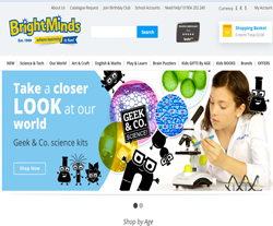 Brightminds Discount Codes