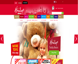 Hamleys Voucher Codes