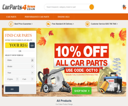 Carparts4less Discount Codes