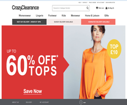 Crazy Clearance Promo Codes