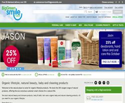 Big Green Smile Discount Codes