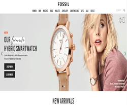 Fossil Discount Codes