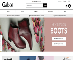 Gabor Shoes Discount Codes