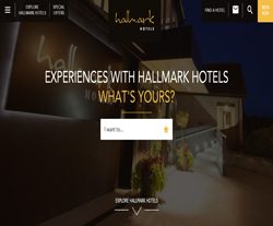 Hallmark Hotels Discount Codes