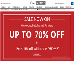 Homescapes Discount Codes