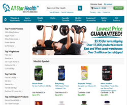 All Star Health Discount Codes