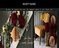 Rockett St George Discount Codes