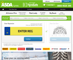 Asda Tyres Discount Codes