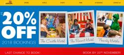 Legoland Holidays Discount Codes