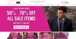 Louis Copeland Discount Codes