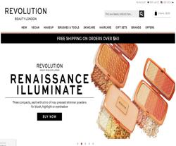 Makeup Revolution Discount Codes