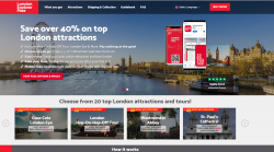 London Explorer Pass Promo Codes