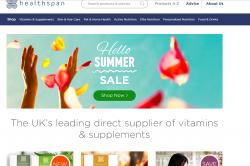Healthspan Discount Codes