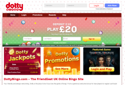 dotty bingo Discount Codes