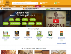 Wood Finishes Direct Discount Codes