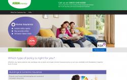 Asda Home Insurance Discount Codes