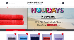 John Mercer Discount Codes