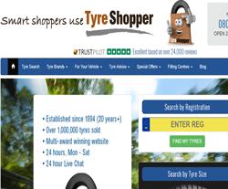 Tyre Shopper