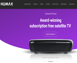Humax Direct Discount Codes