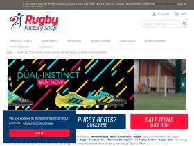 Rugby Factory Shop Discount Codes