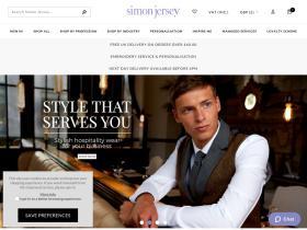 Simon Jersey Discount Codes