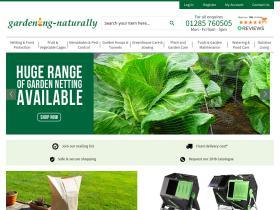 Gardening Naturally Discount Codes