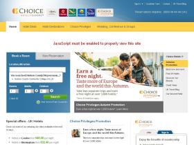 Choice Hotels Discount Codes