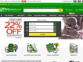Buycarparts.co.uk Discount Codes