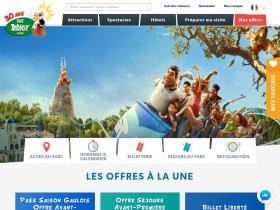 Parc Asterix Discount Codes